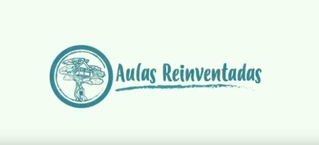 Aulas Reinventadas Logo