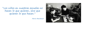 Cita Maria Montessori